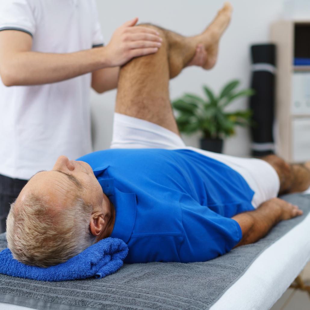 Osteopatia per la terza età a Magnago
